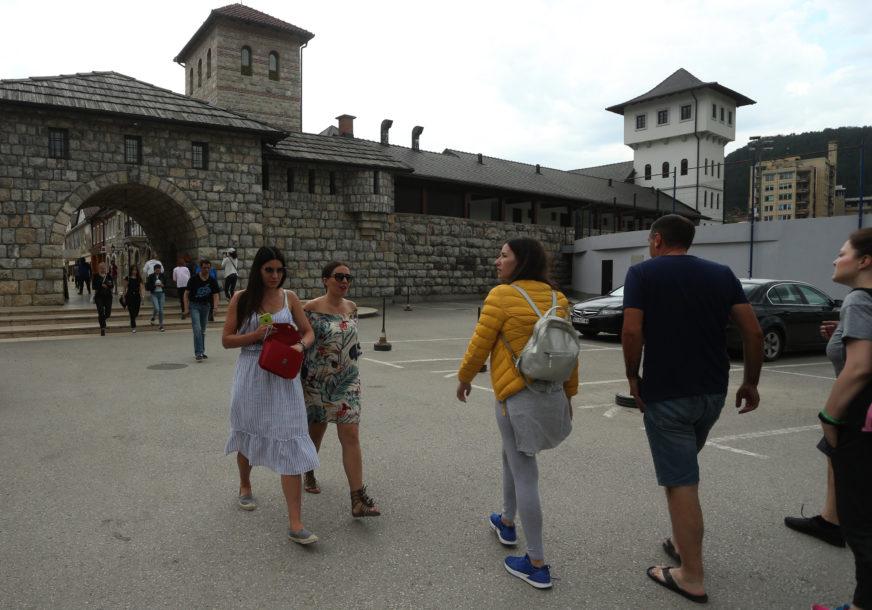NAJVIŠE POSJETILACA IZ SRBIJE U martu za 44,7 odsto više turista nego lani u istom periodu