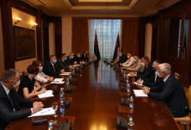 SUBVENCIJE ZA TRI MJESECA Poslodavci zadovoljni nakon sastanka s premijerom Srpske