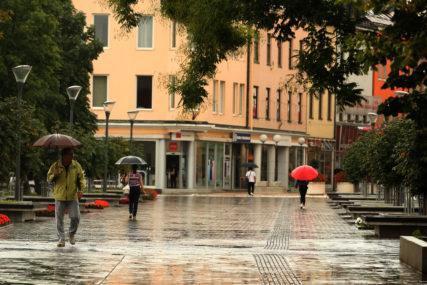 Trodnevna prognoza: Oblaci, kiša i pljuskovi