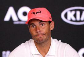 OČEKIVANA ODLUKA Nadal ne igra na US openu