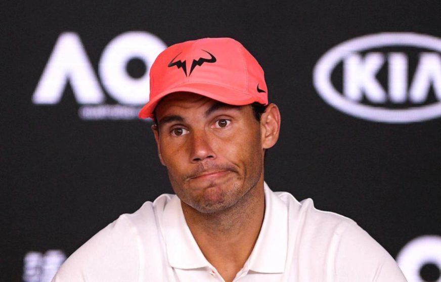 """NADAL OTVORENO """"Novak je pogriješio, svi trebamo učiti iz toga"""""""