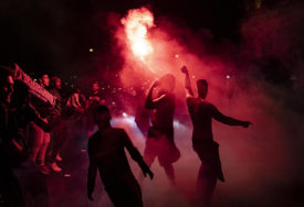OPSADNO STANJE Policija želi da spriječi nerede tokom finala