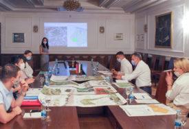 "GRAĐANSKI DOPRINOS ""Zeleni Lauš"" predstavio idejno rješenje multifunkcionalnog parka"