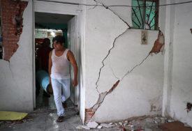 SREĆOM NEMA ŽRTAVA Snažan zemljotres pogodio istok Alžira