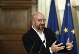 SPOR GRČKE I TURSKE Mišel: Moguće učešće i trećih zemalja u razgovorima o Sredozemlju
