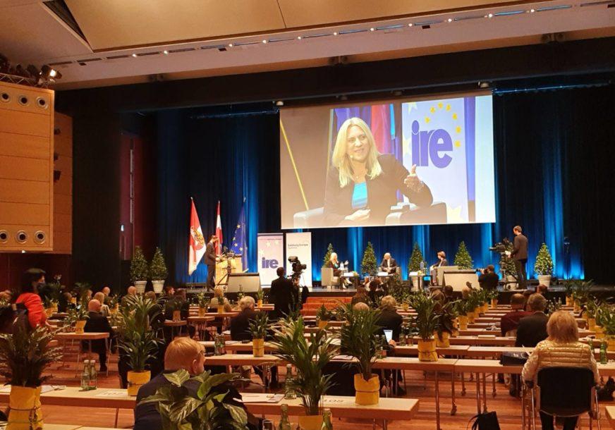 """""""NISU DJELOVALI JEDINSTVENO"""" Cvijanović poručila da se stiče utisak da EU ne shvata stvarne probleme Balkana"""