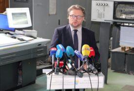 PRIPREME ZA LOKALNE IZBORE Bakalar: Počelo štampanje sedam miliona glasačkih listića