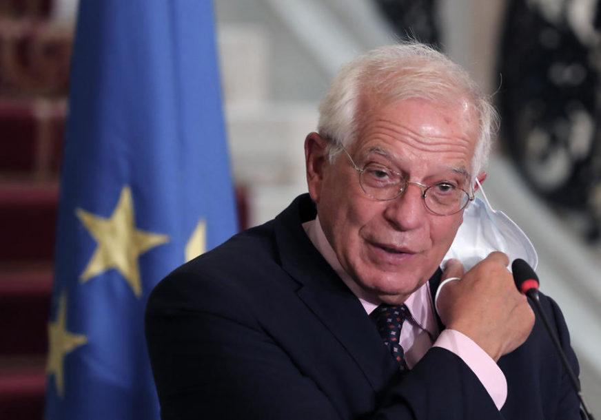"""BORELJ KATEGORIČAN """"Amerika ne može da inicira proces obnove sankcija UN Teheranu"""""""