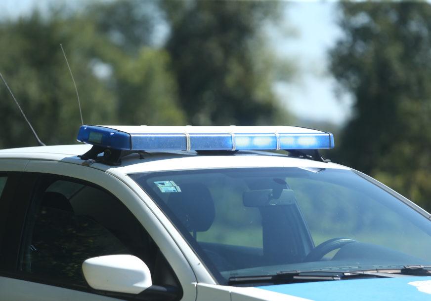 NESREĆA KOD KOZLUKA Četiri osobe povrijeđene u sudaru dva automobila