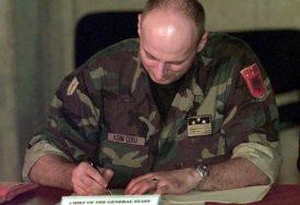 OPTUŽEN ZA RATNE ZLOČINE NA KOSMETU Bivši komandant Glavnog štaba OVK Agim Čeku saslušan u Hagu