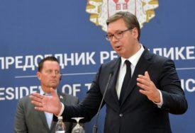 """""""TEŠKO MI JE PALO ŠTO SU GA IZBACILI"""" Vučić se tokom sastanka sa Amerikancima osvrnuo na Novaka"""