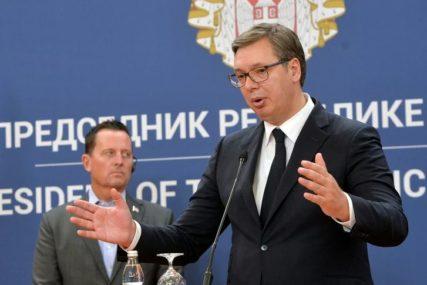 OČUVANJE MIRA I STABILNOSTI Vučić: Nastavićemo da pomažemo Republici Srpskoj