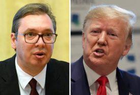 KARIKA KOJA POVEZUJE SAD I SRBIJU Vučić spremio poklon za Trampa koji nosi VAŽNU SIMBOLIKU
