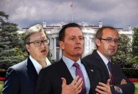 POČELA DRUGA RUNDA PREGOVORA BEOGRADA I PRIŠTINE Sastanku u Vašingtonu pridružila se Ivanka Tramp