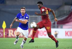 GREŠKA SA GODINAMA DIAVARE Roma gubi meč službenim rezultatom?!