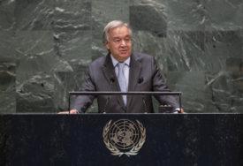 """""""AKO SE NE UDRUŽIMO BIĆEMO PORAŽENI"""" Generalni sekretar UN poručio da čovječanstvo NIJE POLOŽILO TEST """"KOVID 19"""""""