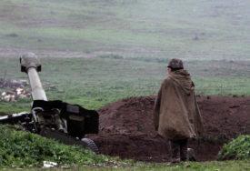 SUKOB DVIJE ZEMLJE NE JENJAVA Jermenija i Azerbejdžan opet zaratili u Nagorno-Karabahu