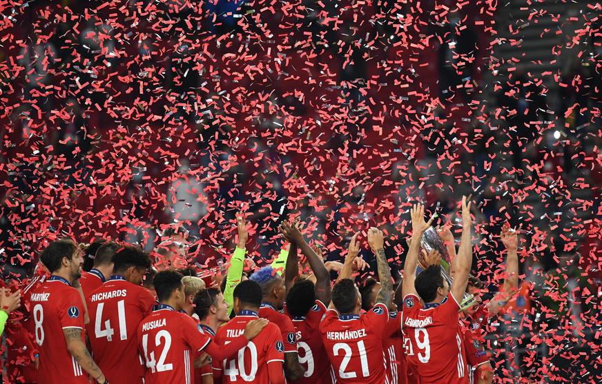 BAJERNU SUPER KUP Pobjeda fudbala, publika ponovo na tribinama