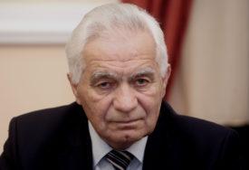 DANAS SAHRANA MOMČILA KRAJIŠNIKA Prvi predsjednik Skupštine Srpske se nije izborio sa koronom