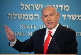 POZVAO GRAĐANE DA ORGANIZUJU PROTESTE Netanijahu optužio Hezbolah da skladišti oružje u Bejrutu