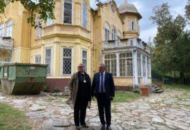 REZIDENCIJA BiH U BEČU Turković: Objekat u funkciji nakon rekonstrukcije
