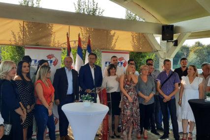 UVJERENI U VELIKI RAST Predstavljeni kandidati PDP za Skupštinu Brčko distrikta