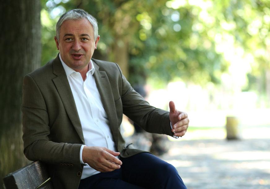 KONKRETAN POTEZ NAKON BROJNIH PONIŽENJA Borenović o istupanju DNS iz vladajuće koalicije