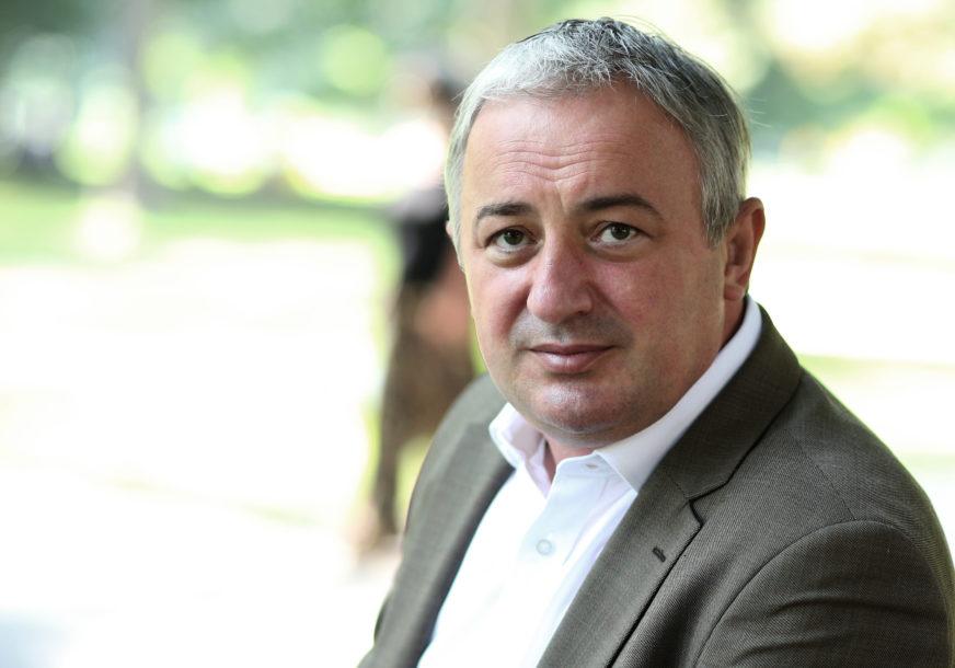 """""""PREPORUČENO MI JE MIROVANJE"""" Borenović negativan na virus korona"""