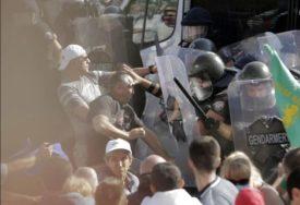 DEMONSTRACIJE U BUGARSKOJ U sukobu ispred parlamenta povrijeđeno 20 policajaca