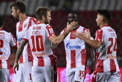 KON KATEGORIČAN Nema navijača na utakmici Zvezda - Milan