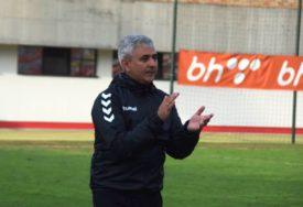 ODRADIO PRVI TRENING SA TIMOM RADNIKA Nestorović: Igračima treba vratiti samopouzdanje