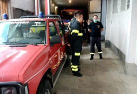 URUČENA NOVA OPREMA Vatrogasnom društvu Vrbanja donirana oprema vrijedna 11.000 KM