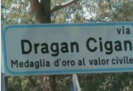 DRAGAN JE IZGUBIO ŽIVOT SPASAVAJUĆI DJECU Ulica u Italiji nosi ime velikog heroja iz Čelinca
