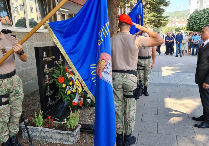 LUKAČ U DOBOJU Obilježeno 28 godina od osnivanja Petog odreda Specijalne brigade policije (FOTO)