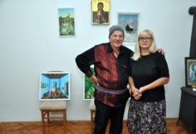 CIJENA OD 200 DO 600 MARAKA Otvorena humanitarna izložba slika Dragana Stupara (FOTO)