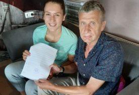 POJAČANJE ZA ORLOVE Domuzin ponovo član banjalučkog tima
