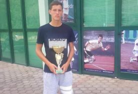 SANIRAO POVREDU Petrović treći na ITF turniru u Mostaru