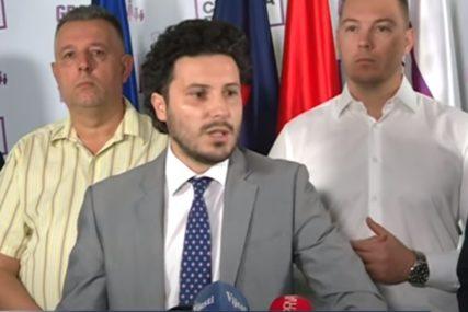 ABAZOVIĆ OBAVIO PRVI POSAO  Smijenjen direktor policije i prvi bezbjednjak Crne Gore