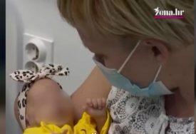 NAJVEĆI NAJMANJI BORAC Elena se rodila sa samo 416 grama, a samo 260 ovakve djece je do sada na svijetu preživjelo (VIDEO)