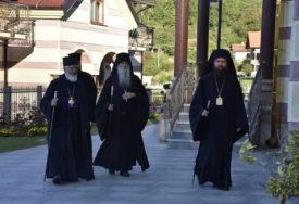 30 GODINA POSTOJANJA U Mrkonjić Gradu služeno večernje uoči slave Eparhije bihaćko-petrovačke
