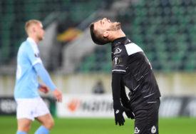 NOVO POJAČANJE CRNO-BIJELIH Partizan angažuje igrača iz Švajcarske