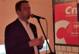 """""""SNAGA U ZAJEDNIŠTVU"""" Kandidate za odbornike u Trebinju predstavio SPS"""