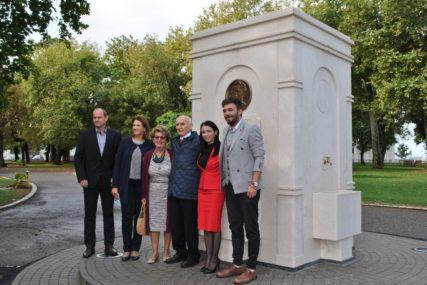SJEĆANJE NA DIANU BUDISAVLJEVIĆ Otvorena spomen-česma u Gradiški