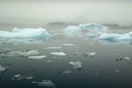 TOPI SE GRENLAND Nestalo REKORDNIH 600 milijardi tona leda