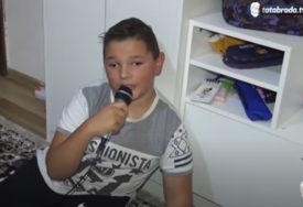 ON IMA LAVOVSKO SRCE Dječak (10) nasmijan uprkos cerebralnoj paralizi (VIDEO)