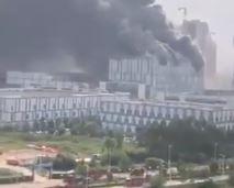 EVAKUISANA ZGRADA Veliki požar izbio u laboratoriji Huaveja u Kini (VIDEO)
