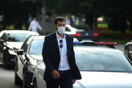 """""""OK SE OSJEĆA"""" Igor Dodik o očevom zdravstvenom stanju"""