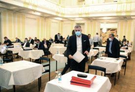 USVOJEN REBALANS BUDŽETA Radojičić: Svi kapitalni projekti biće realizovani