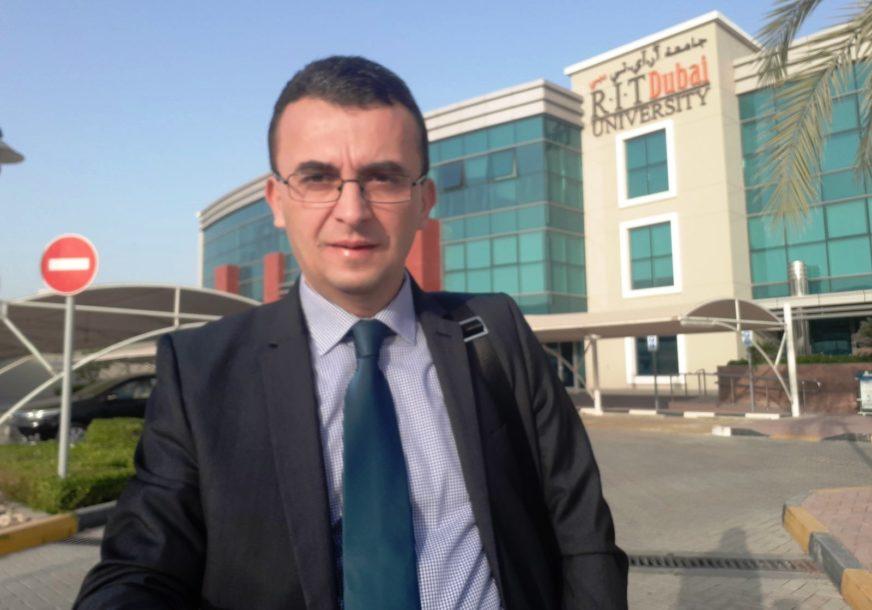 KARIJERU GRADI U DUBAIJU Profesor iz Brčkog ostvario poslovni san u BISERU BLISKOG ISTOKA (FOTO)