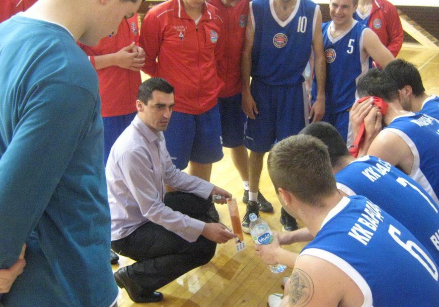 NE ŽELE RIZIKOVATI GAŠENJE KK Varda HE zbog smanjenja troškova igra drugu ligu Srpske